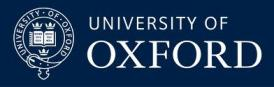 Chiropractor Training at Oxford University