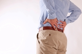 Damage to Lower Back