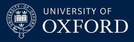 Chiropractor Training at Oxford University